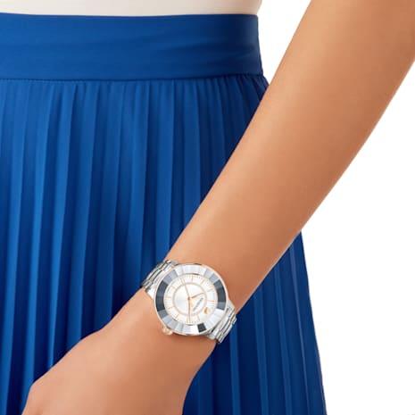 Octea Lux Saat, Metal bileklik, Paslanmaz çelik - Swarovski, 5414429