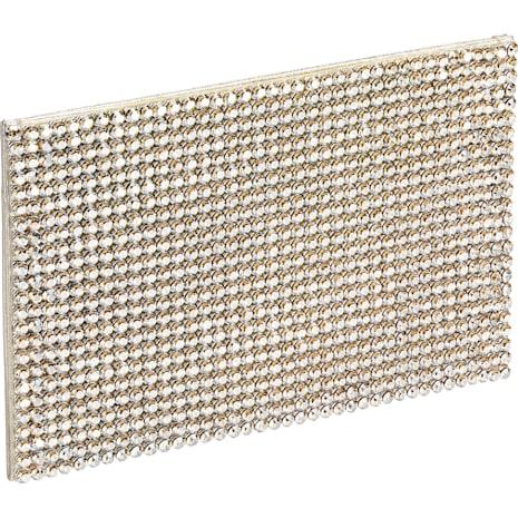 Atelier Swarovski Card Holder, Golden - Swarovski, 5415548
