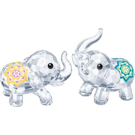 Glückselefanten - Swarovski, 5428004