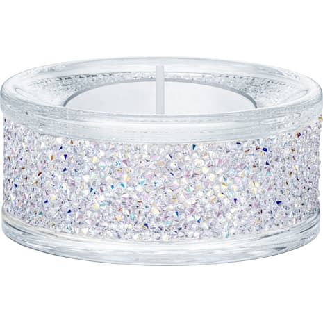 Shimmer Tea Light, Crystal AB - Swarovski, 5428722