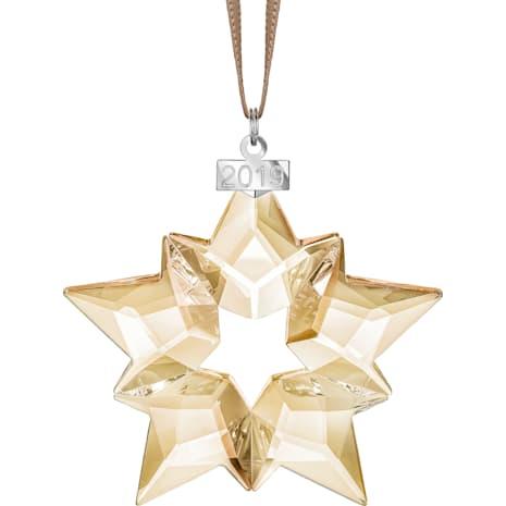 SCS Christmas Ornament, Annual Edition 2019 - Swarovski, 5429596