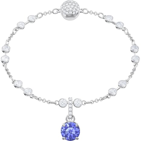 Swarovski Remix Collection Charm, September, Dunkelblau, Rhodiniert - Swarovski, 5437319