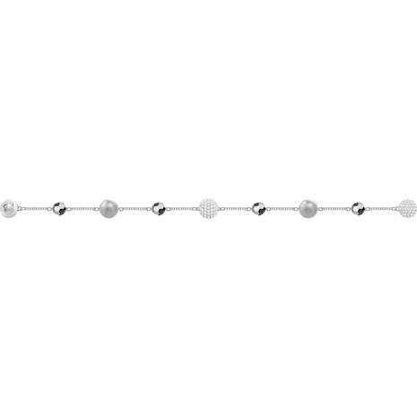 Swarovski Remix Collection Strand, 多色設計, 鍍白金色 - Swarovski, 5437865