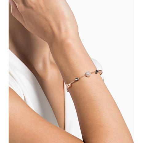 Swarovski Remix Collection Strand, multicolore, Placcato oro rosa - Swarovski, 5437890
