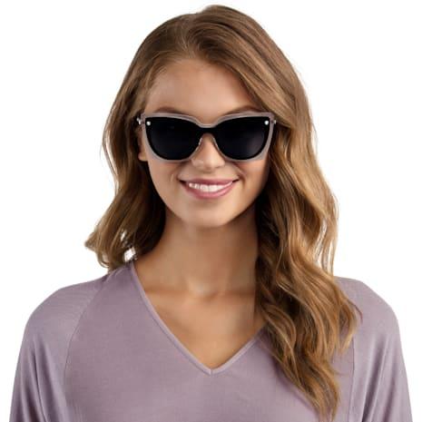 Swarovski Sunglasses, SK0201-16A, Grey - Swarovski, 5447881