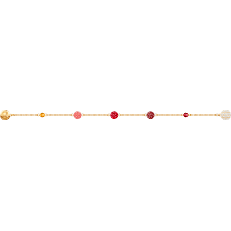 Swarovski Remix Collection Pop Strand, Multi-colored, Gold-tone plated - Swarovski, 5451315