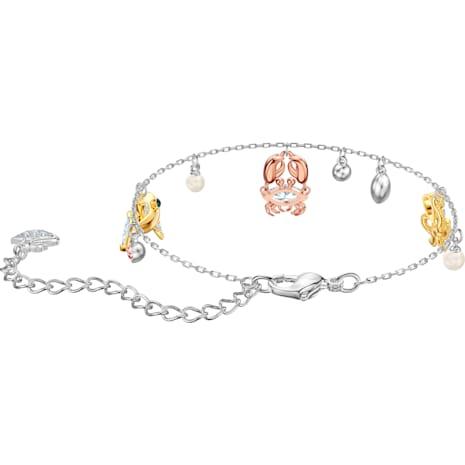 Ocean 手鏈, 多色設計, 混搭多種鍍層 - Swarovski, 5462584