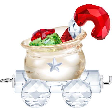 Noel Baba'nın Hediye Çantası Vagonu - Swarovski, 5464864