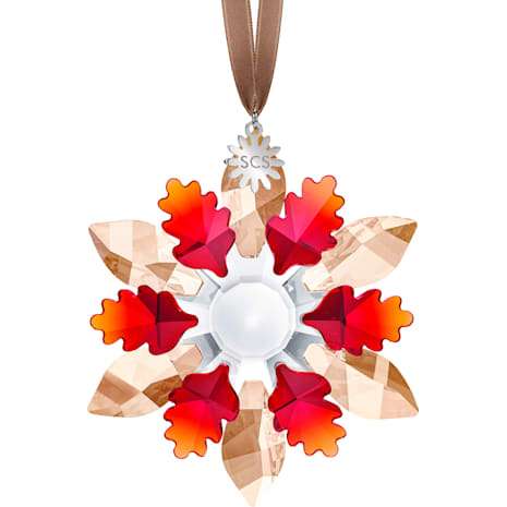 SCS Winter Sparkle Ornament, Limited Edition 2019 - Swarovski, 5464865