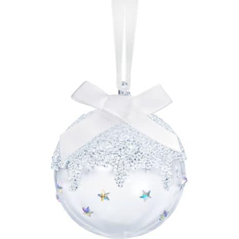 Weihnachtskugel, klein - Swarovski, 5464884