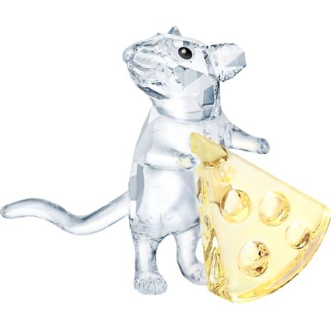 マウスとチーズ - Swarovski, 5464939