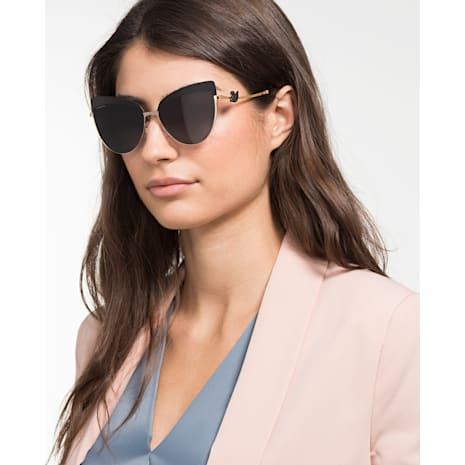 Swarovski Sonnenbrille, SK0220-05B, schwarz - Swarovski, 5483808