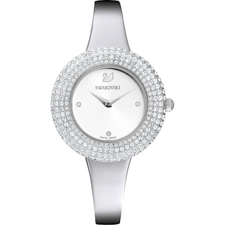 Crystal Rose Uhr, Metallarmband, Edelstahl - Swarovski, 5483853