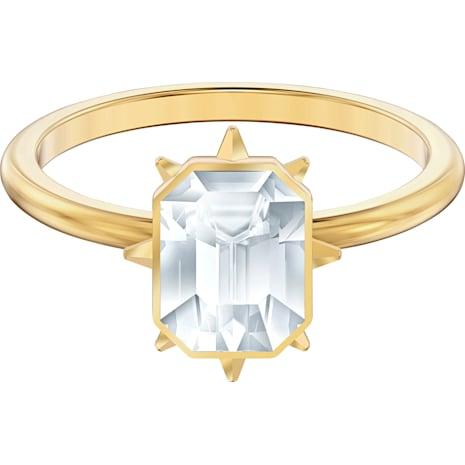 Conjunto de anillos Tarot Magic, multicolor, Baño en tono Oro - Swarovski, 5494018