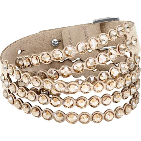 Swarovski Power Collection Bracelet, Brown - Swarovski, 5494230