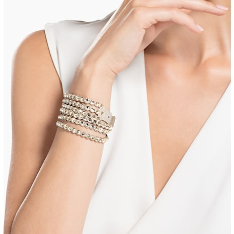 Swarovski Power Collection Armband, beige - Swarovski, 5494230