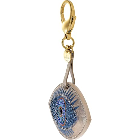 Tarot Eye Bag Charm, Multi-coloured - Swarovski, 5494430