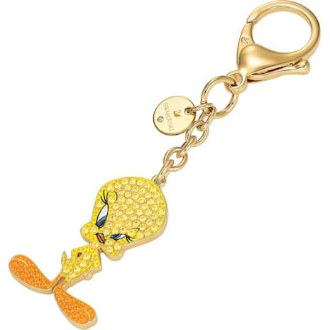 Looney Tunes Tweety Bag Charm, Yellow - Swarovski, 5494437