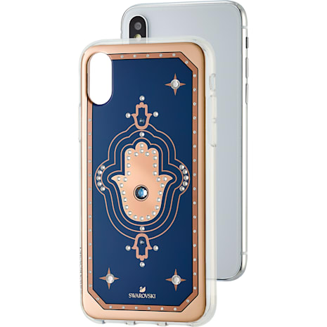 Tarot Hand Smartphone Case, iPhone® X/XS, Multi-colored - Swarovski, 5499270