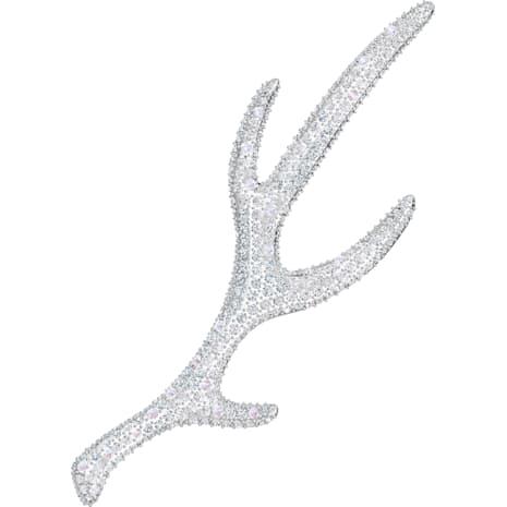 Polar Bestiary Brosche, mehrfarbig, Rhodiniert - Swarovski, 5499624