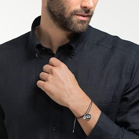 Unisex Evil Eye Armband, mehrfarbig, Edelstahl - Swarovski, 5504679