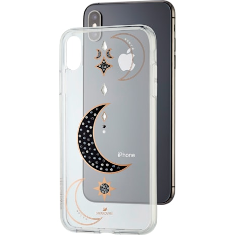 DUO Smartphone Case, iPhone® XS Max, Transparent - Swarovski, 5506301