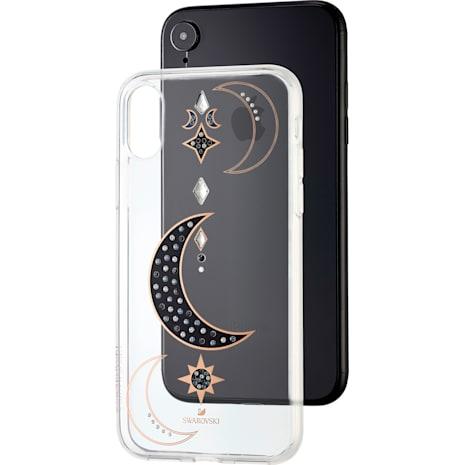DUO Smartphone Case, iPhone® XR, Transparent - Swarovski, 5506302