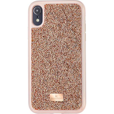 Glam Rock Smartphone Schutzhülle, iPhone® XR, Rotgold - Swarovski, 5506306