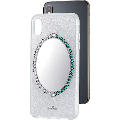 Black Baroque Akıllı Telefon Kılıfı, iPhone® XS Max, Gri - Swarovski, 5507554