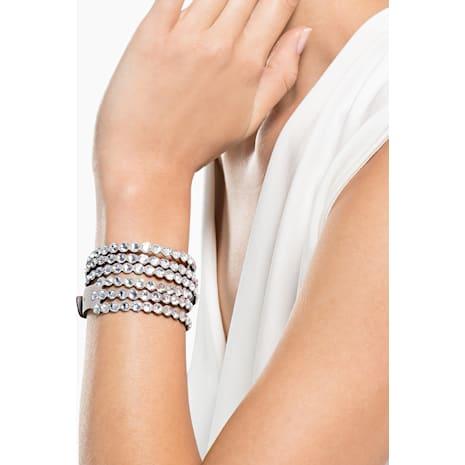 Swarovski Power Collection Armband, grau - Swarovski, 5511698