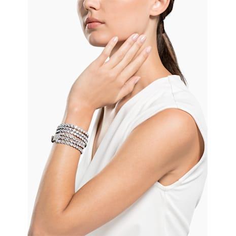 Swarovski Power Collection Armband, weiss - Swarovski, 5511698