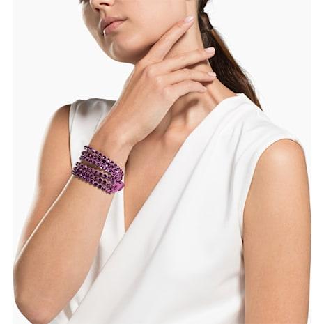 Bracelet Swarovski Power Collection, violet - Swarovski, 5511699