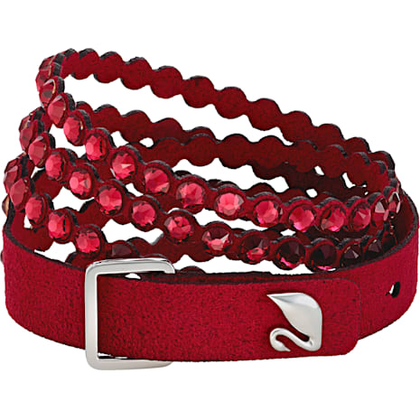 Pulsera Swarovski Power Collection, rojo - Swarovski, 5511701