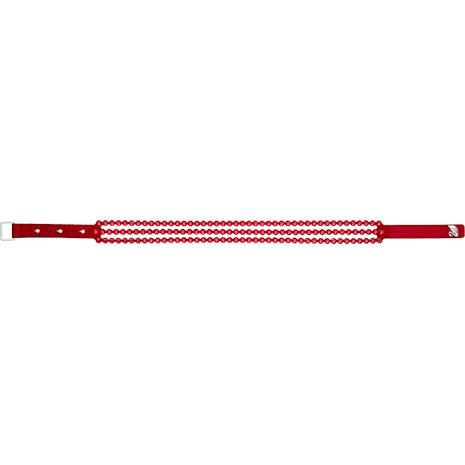 Swarovski Power Collection Bileklik, Kırmızı - Swarovski, 5511701