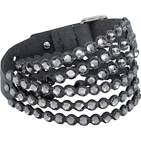 Bracelet Swarovski Power Collection, gris - Swarovski, 5512509