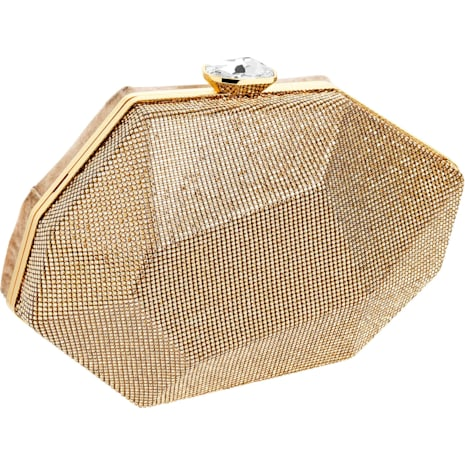 Marina Bag, Golden - Swarovski, 5512791