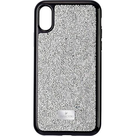 Glam Rock Smartphone Case, iPhone® XS Max - Swarovski, 5515013