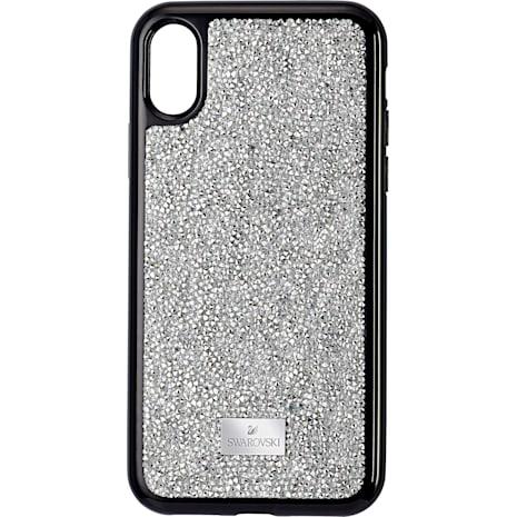 Glam Rock Smartphone Case, iPhone® XR - Swarovski, 5515015