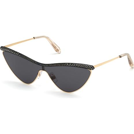 Atelier Swarovski Sonnenbrille, SK239-P 30G, schwarz - Swarovski, 5515897