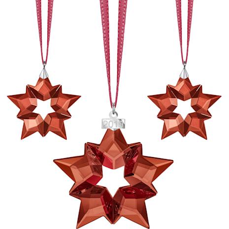 Online Holiday Ornament Set 2019 - Swarovski, 5539027