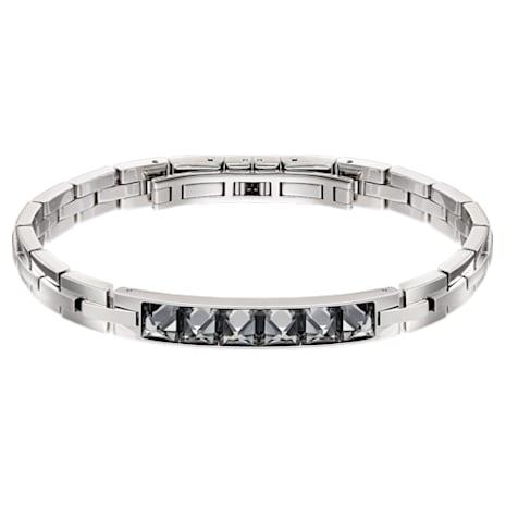 Bracelet Fire, gris, Finition mix de métal - Swarovski, 5217241