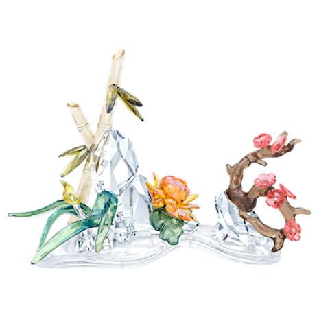 Four Noble Plants - Swarovski, 5283057