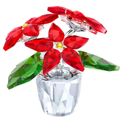 Poinsettia, petit modèle - Swarovski, 5291023