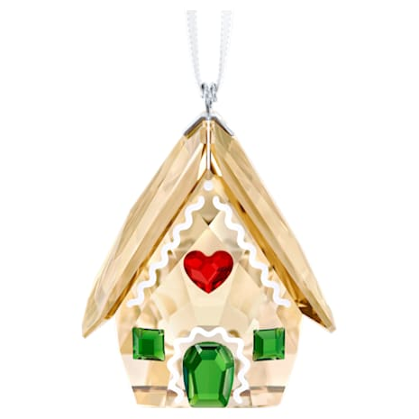 Gingerbread House Ornament - Swarovski, 5395977