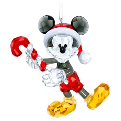 Mickey Mouse Christmas Ornament - Swarovski, 5412847