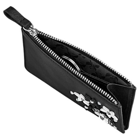 Mazy Key Case, Black - Swarovski, 5418592