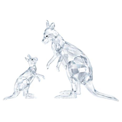 Kängurumutter mit Baby - Swarovski, 5428563