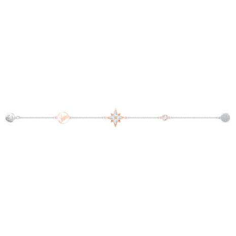 Swarovski Remix Collection Star Strand, Multi-colored, Mixed metal finish - Swarovski, 5494886