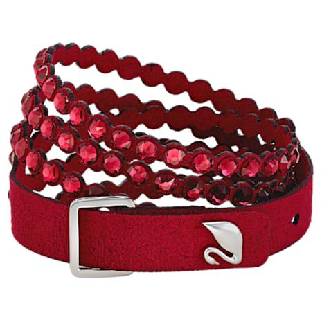 Bracelet Swarovski Power Collection, rouge - Swarovski, 5511701