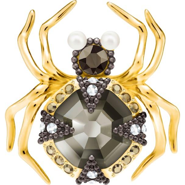 77f67aa309bb Pendiente individual (uno) Magnetic, multicolor, Combinación de acabados  metálicos